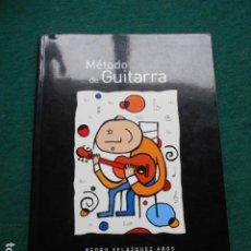 Libros de segunda mano: METODO DE GUITARRA PEDRO VELAZQUEZ ABOS. Lote 254681390