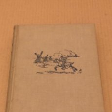 Libros de segunda mano: LIBRO DON QUIJOTE DE LA MANCHA TOMÓ CUARTO MÉXICO. Lote 254689910