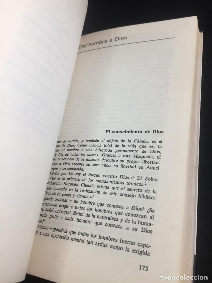 Libros de segunda mano: La Cábala de Alexandre Safran, La otra Ciencia, Martínez Roca. 1976 - Foto 5 - 254724550
