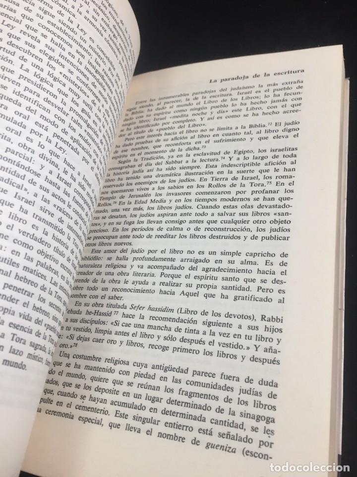 Libros de segunda mano: La Cábala de Alexandre Safran, La otra Ciencia, Martínez Roca. 1976 - Foto 11 - 254724550