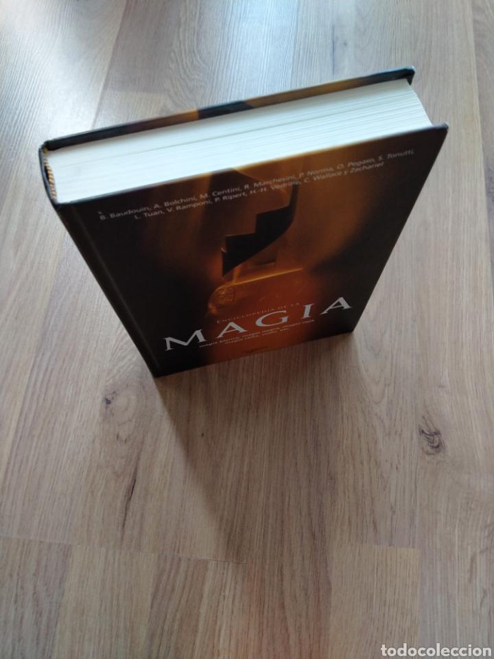 Libros de segunda mano: Enciclopedia de la Magia. Magia Blanca, magia negra,. Badouin. Bolchini. - Foto 4 - 254737810