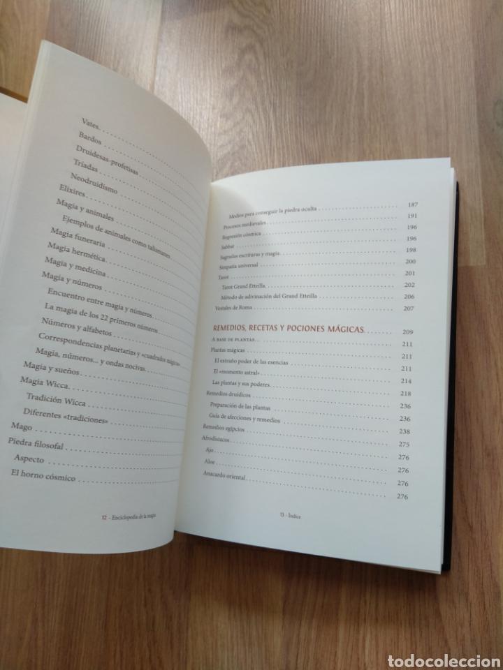 Libros de segunda mano: Enciclopedia de la Magia. Magia Blanca, magia negra,. Badouin. Bolchini. - Foto 6 - 254737810