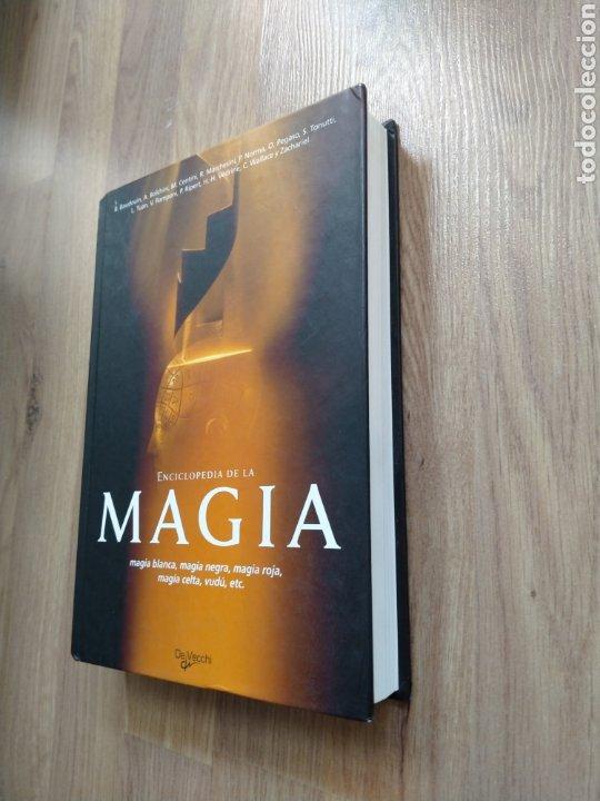 Libros de segunda mano: Enciclopedia de la Magia. Magia Blanca, magia negra,. Badouin. Bolchini. - Foto 7 - 254737810