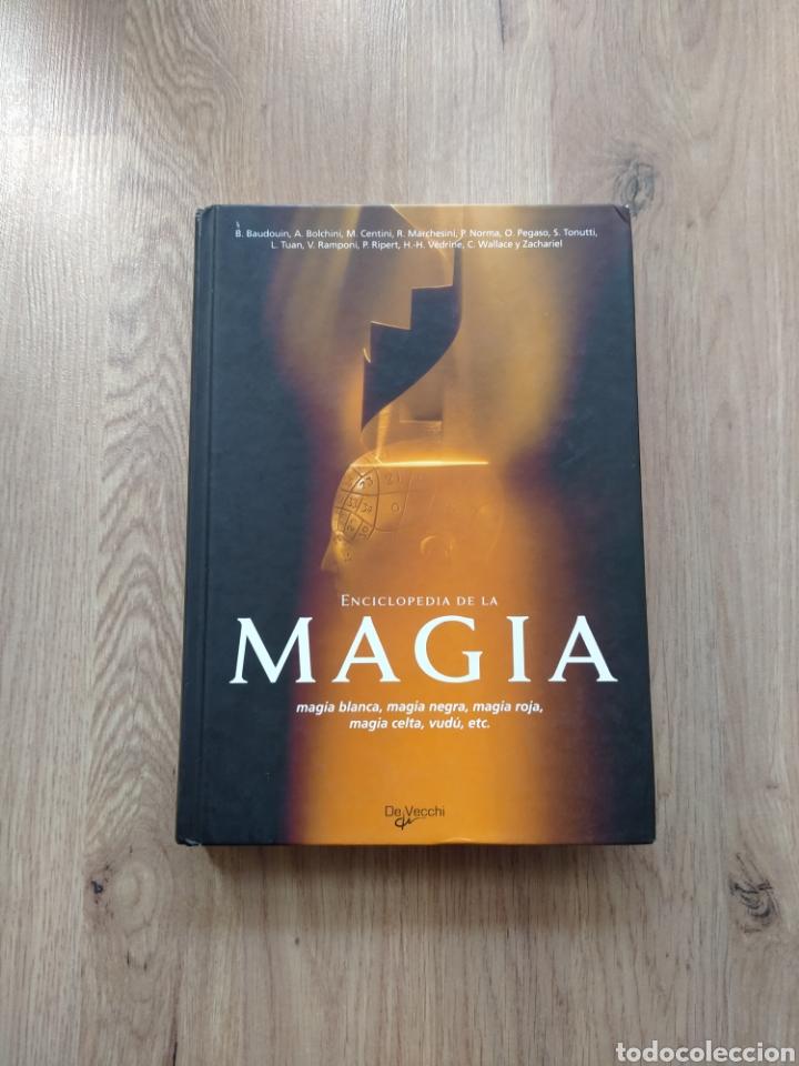 ENCICLOPEDIA DE LA MAGIA. MAGIA BLANCA, MAGIA NEGRA,. BADOUIN. BOLCHINI. (Libros de Segunda Mano - Parapsicología y Esoterismo - Otros)