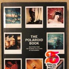 Libros de segunda mano: THE POLAROID BOOK, SELECTIONS FROM THE POLAROID COLLECTIONS OF PHOTOGRAPHY. TASCHEN 2008. Lote 168148918