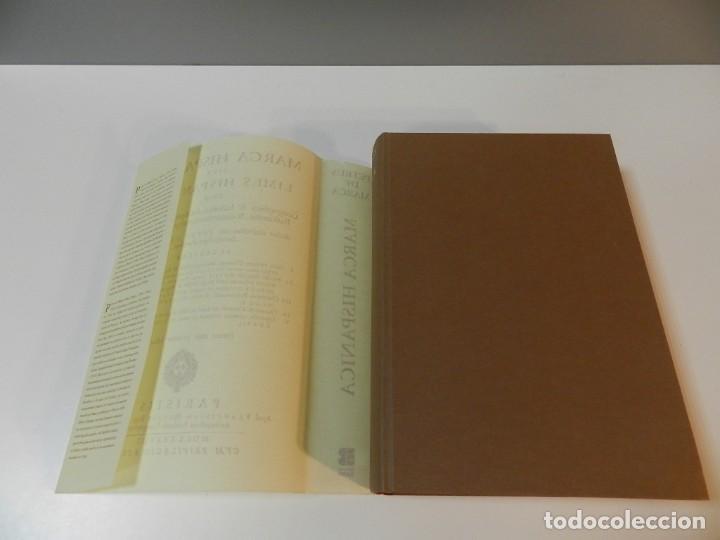 Libros de segunda mano: MARCA HISPANICA SIVE LIMES HISPANICUS PETRUS MARCA, FACSIMIL - HISTORIA DE CATALUNYA - COM A NOU - Foto 3 - 254895715