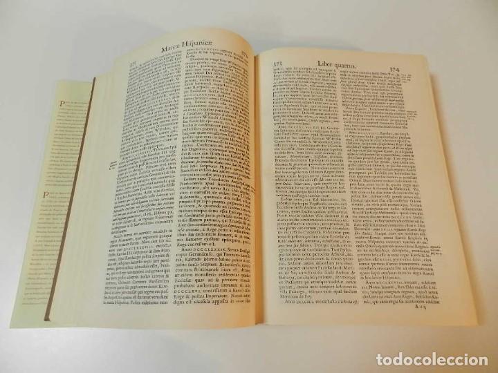 Libros de segunda mano: MARCA HISPANICA SIVE LIMES HISPANICUS PETRUS MARCA, FACSIMIL - HISTORIA DE CATALUNYA - COM A NOU - Foto 11 - 254895715