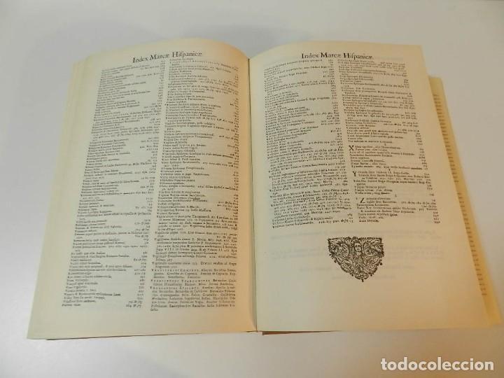 Libros de segunda mano: MARCA HISPANICA SIVE LIMES HISPANICUS PETRUS MARCA, FACSIMIL - HISTORIA DE CATALUNYA - COM A NOU - Foto 14 - 254895715