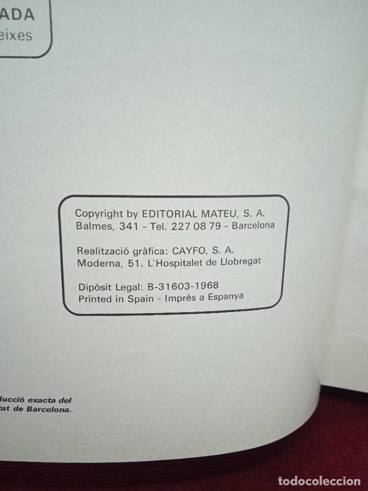 Libros de segunda mano: Dolça Catalunya. Volum I. Editorial Mateu. Año 1968. En Catalan. - Foto 2 - 254896505