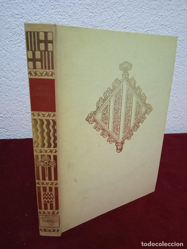 DOLÇA CATALUNYA. VOLUM II. EDITORIAL MATEU. AÑO 1968. EN CATALAN. (Libros de Segunda Mano - Historia - Otros)