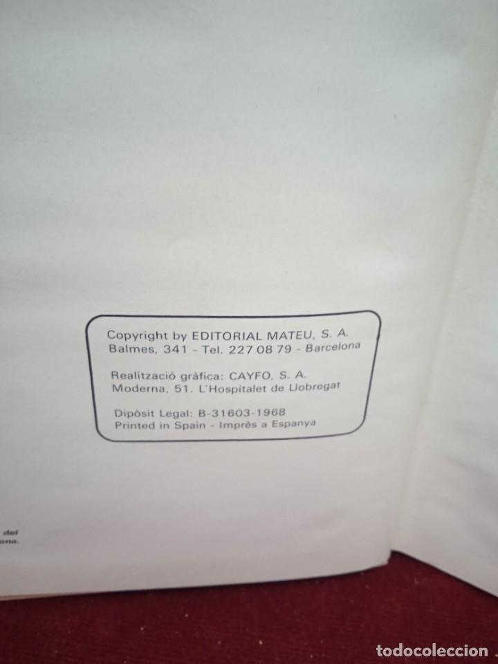 Libros de segunda mano: Dolça Catalunya. Volum II. Editorial Mateu. Año 1968. En Catalan. - Foto 2 - 254896630