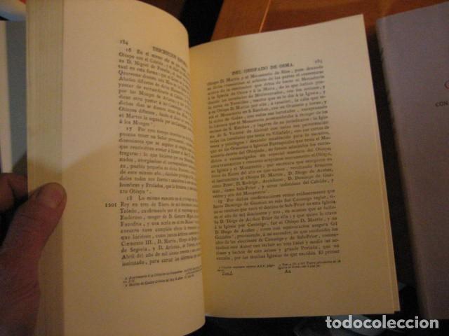 Libros de segunda mano: DESCRIPCION HISTORICA DEL OBISPADO DE OSMA ( JUAN LOPERRAEZ CORVALAN , 3 TOMOS ) - Foto 9 - 254897105
