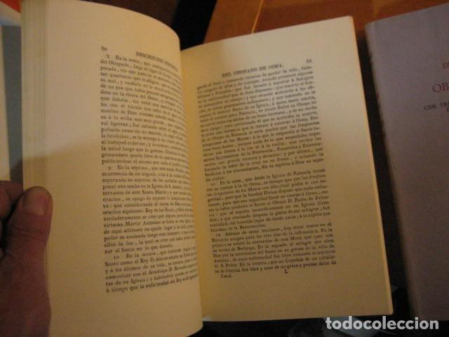 Libros de segunda mano: DESCRIPCION HISTORICA DEL OBISPADO DE OSMA ( JUAN LOPERRAEZ CORVALAN , 3 TOMOS ) - Foto 11 - 254897105