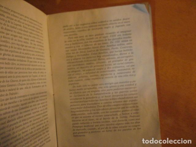 Libros de segunda mano: MONOGRAFIA DE PEDRAZA DE LA SIERRA POR TIMOTEO DE ANTONIO SEGOVIA 1951 OFERTA - Foto 7 - 254899105