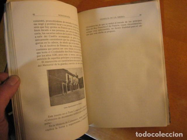 Libros de segunda mano: MONOGRAFIA DE PEDRAZA DE LA SIERRA POR TIMOTEO DE ANTONIO SEGOVIA 1951 OFERTA - Foto 10 - 254899105