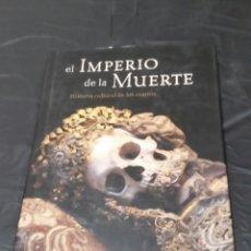 Livros em segunda mão: EL IMPERIO DE LA MUERTE. Lote 254908045