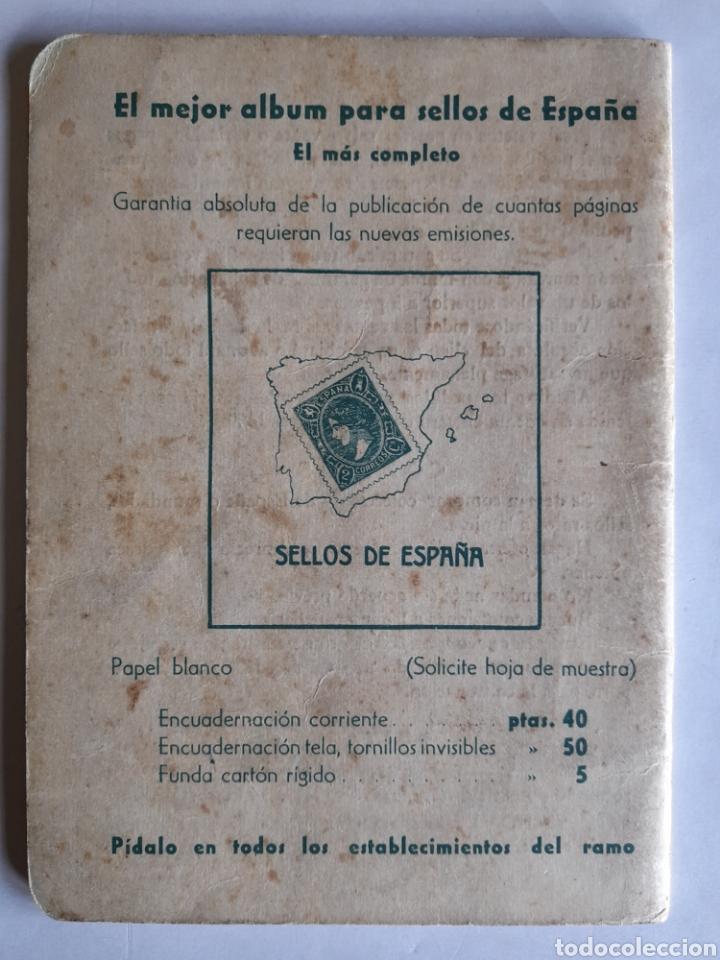 Libros de segunda mano: Catálogo Ilustrado SELLOS de ESPAÑA. Ricardo de Lama. Edición 1944 - Foto 2 - 254908570