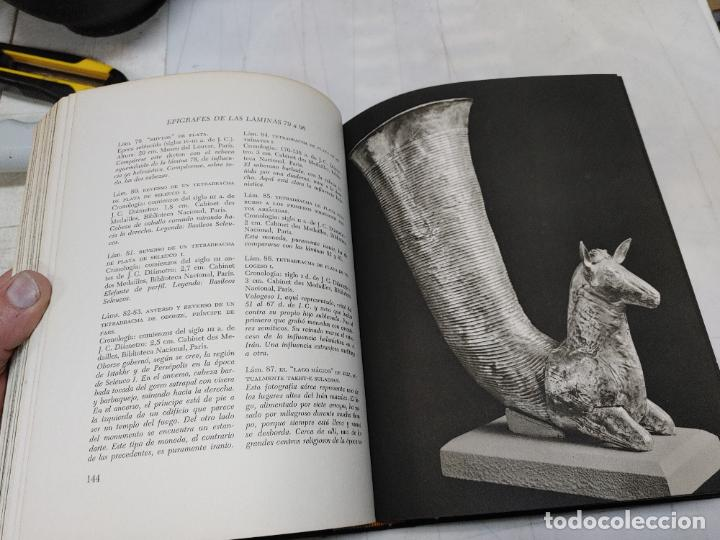 Libros de segunda mano: EL ARTE DEL IRÁN por ANDRÉ GODARD - Ex Director General de los Servicios Arqueológicos del Irán 1969 - Foto 3 - 254910645