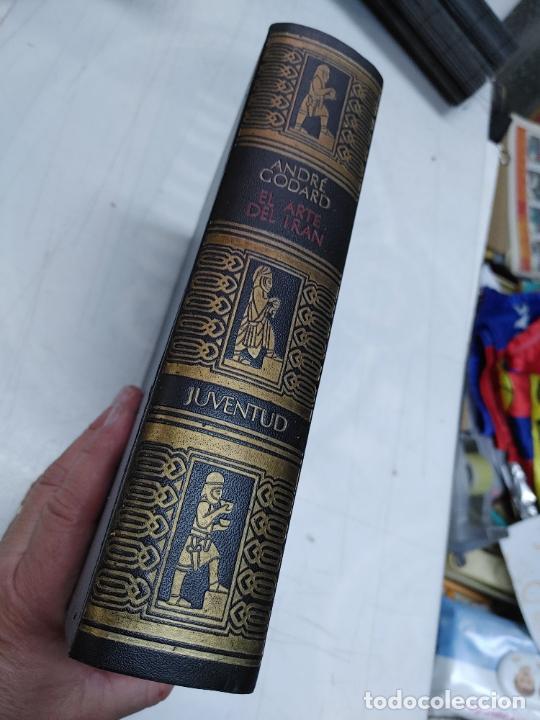 Libros de segunda mano: EL ARTE DEL IRÁN por ANDRÉ GODARD - Ex Director General de los Servicios Arqueológicos del Irán 1969 - Foto 9 - 254910645