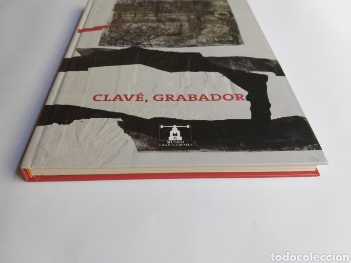 Libros de segunda mano: Clave Grabador.Museo Casa de la Moneda. Noviembre 2004 enero 2005 . Grabados arte gráfico - Foto 2 - 254913490
