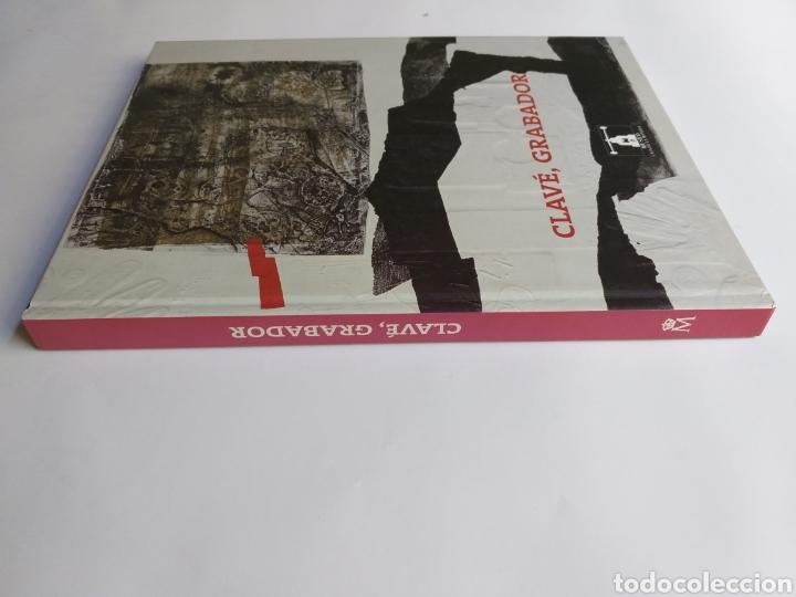 Libros de segunda mano: Clave Grabador.Museo Casa de la Moneda. Noviembre 2004 enero 2005 . Grabados arte gráfico - Foto 3 - 254913490