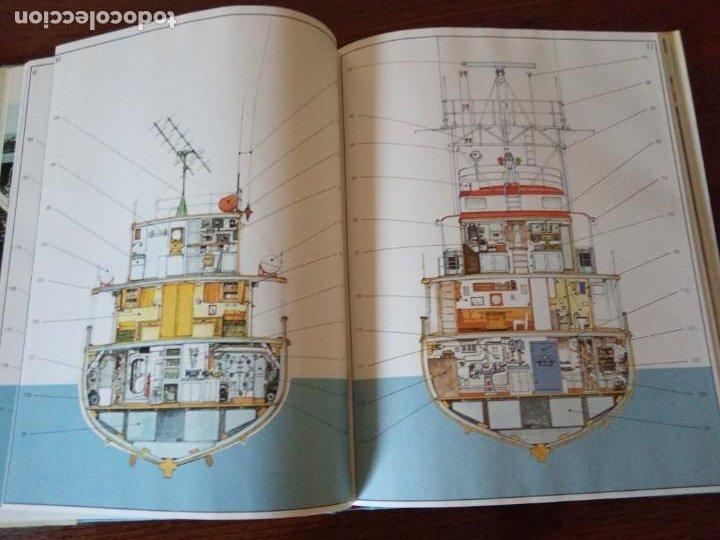 Libros de segunda mano: EL CALYPSO. COUSTEAU / SIVIRINE . MUNDO SUBMARINO. EDICIONES URBION, 1981. - Foto 4 - 255005945