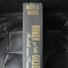 Libros de segunda mano: WOMEN OF THE GOLDEN DAWN REBELS AND PRIESTESESS ( MARY K. GEER ). Lote 255363015