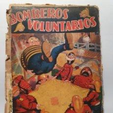 Libros de segunda mano: BOMBEROS VOLUNTARIOS. ILUSTRACION SORPRESA. EDITORIAL MOLINO. L. CADEL Y ANDY MAC RAY.. Lote 255444695