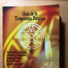 Libros de segunda mano: GUÍA DE LA TERAPÉUTICA PSÍQUICA. GAVIN & IVONNE FROST. EDITORIAL MIRACH. Lote 255459660
