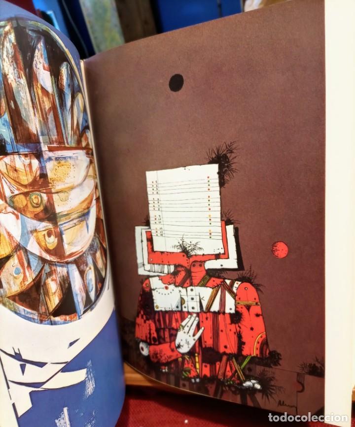 Libros de segunda mano: AYER Y HOY DEL GRABADO Y SISTEMAS DE ESTAMPACION - M. RUBIO MARTINEZ - Foto 2 - 255556965