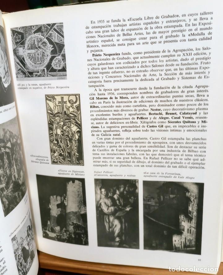 Libros de segunda mano: AYER Y HOY DEL GRABADO Y SISTEMAS DE ESTAMPACION - M. RUBIO MARTINEZ - Foto 4 - 255556965