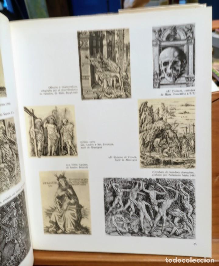 Libros de segunda mano: AYER Y HOY DEL GRABADO Y SISTEMAS DE ESTAMPACION - M. RUBIO MARTINEZ - Foto 5 - 255556965