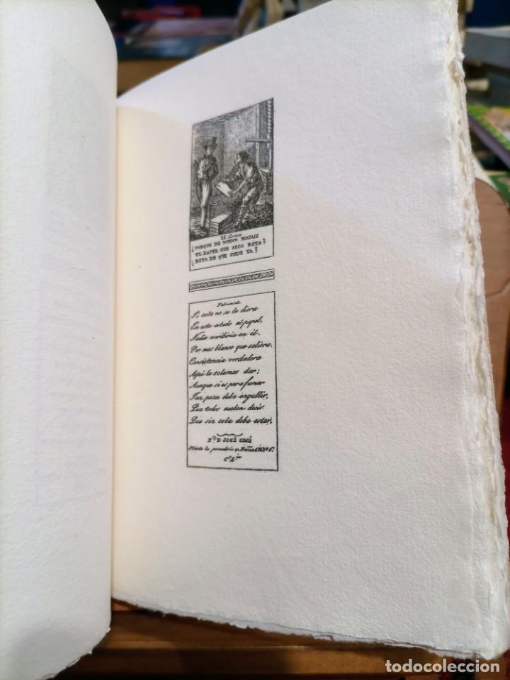 Libros de segunda mano: RARO 24 grabados PAPEL DE FUMAR - EL CURIOSO Y EL FABRICANTE - 1989 - CAPELLADES - LIMITADO - num. - Foto 4 - 255570305