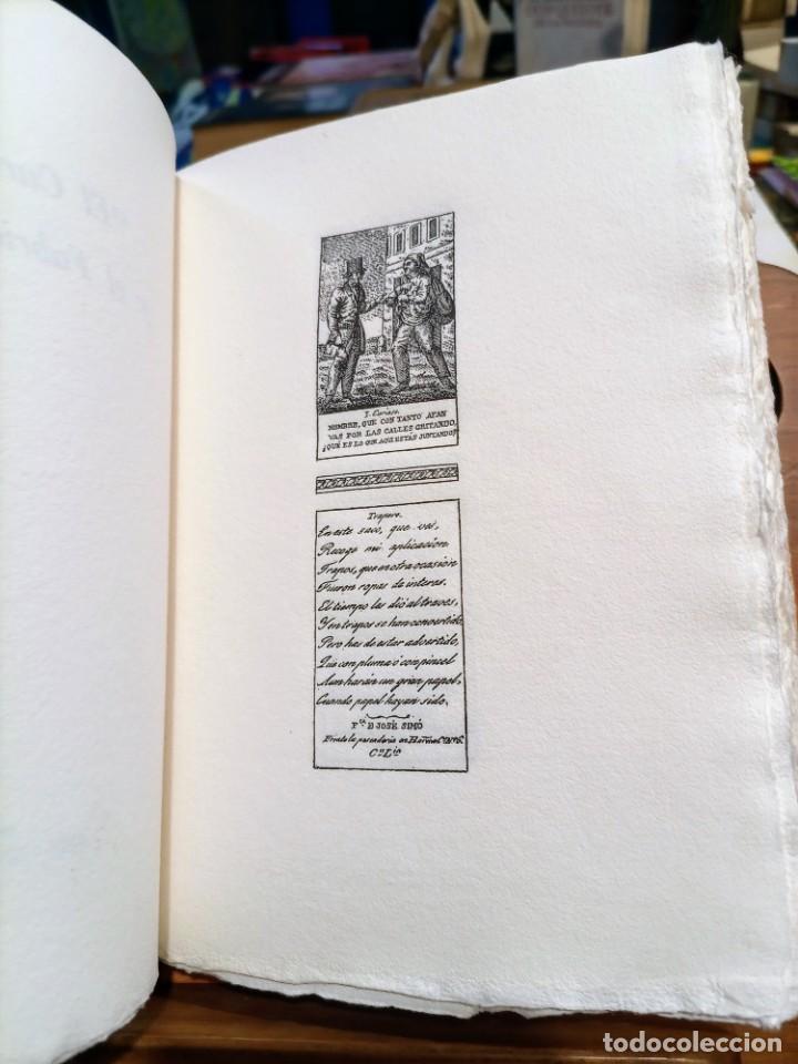 Libros de segunda mano: RARO 24 grabados PAPEL DE FUMAR - EL CURIOSO Y EL FABRICANTE - 1989 - CAPELLADES - LIMITADO - num. - Foto 6 - 255570305