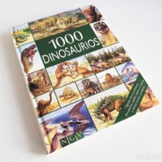 Livres d'occasion: 1000 DINOSAURIOS NGV. Lote 255957660