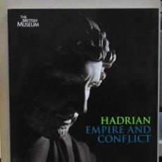 Libri di seconda mano: HADRIAN. EMPIRE AND CONFLICT. THORSTEN OPPER. Lote 255960340