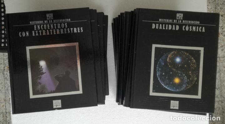 MISTERIOS DE LO DESCONOCIDO: LOTE DE 20 TOMOS - TIME LIFE FOLIO, EDICIONES DEL PRADO (Libros de Segunda Mano - Parapsicología y Esoterismo - Otros)