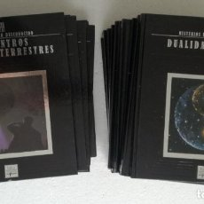 Libros de segunda mano: MISTERIOS DE LO DESCONOCIDO: LOTE DE 20 TOMOS - TIME LIFE FOLIO, EDICIONES DEL PRADO. Lote 256088075