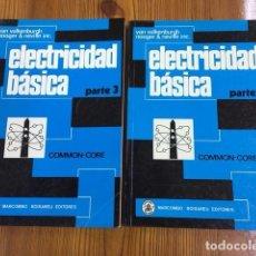 Libros de segunda mano: ELECTRICIDAD BÁSICA. Lote 257291775