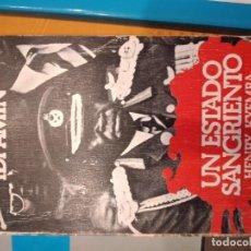 Libros de segunda mano: G-72 LIBRO UN ESTADO SANGRIENTO HENRY KYEMBA LA HISTORIA SECRETA DE IDI AMIN. Lote 257310450