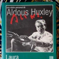 Libros de segunda mano: LAURA HUXLEY . ESTE MOMENTO SIN TIEMPO. UNA VISIÓN PERSONAL DE ALDOUS HUXLEY. Lote 257328865