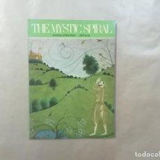 Libros de segunda mano: ESPIRAL MÍSTICA VIAJE DEL ALMA - MYSTIC SPIRAL SOUL JOURNEY - JILL PURCE 1975 - THAMES HUDSON -(L1). Lote 257349805