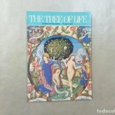 Libros de segunda mano: ÁRBOL DE LA VIDA SÍMBOLO CENTRAL - TREE LIFE SYMBOL CENTRE - COOK - 1974 - THAMES HUDSON -(L1). Lote 257351065