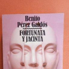 Livros em segunda mão: FORTUNA Y JACINTA 2. BENITO PÉREZ GALDÓS. ALIANZA EDITORIAL.. Lote 257412345