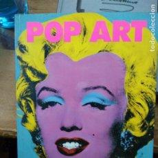 Libros de segunda mano: POP ART, TILMAN OSTERWOLD. EP-820-19. Lote 257510785