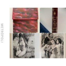 Libros de segunda mano: LES BAINS DE BADE 1958 EDITIONS DU BANIYAN PARÍS. Lote 257610690