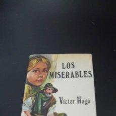 Libros de segunda mano: LOS MISERABLES. Lote 257707880