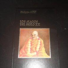Libros de segunda mano: LOS MAGOS DEL SIGLO XX. Lote 257746370