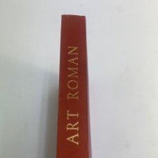 Libros de segunda mano: L-175. ART ROMAN DANS LA VALLEE DE LA MEUSE AUX XI ET XII SIECLES. 1962.. Lote 257765300