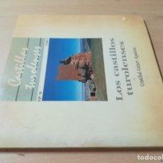 Libros de segunda mano: LOS CASTILLOS TUROLENSES 9 - / CRISTOBAL GUITART APARICIO / TERUEL ARAGON / AG22. Lote 257765555